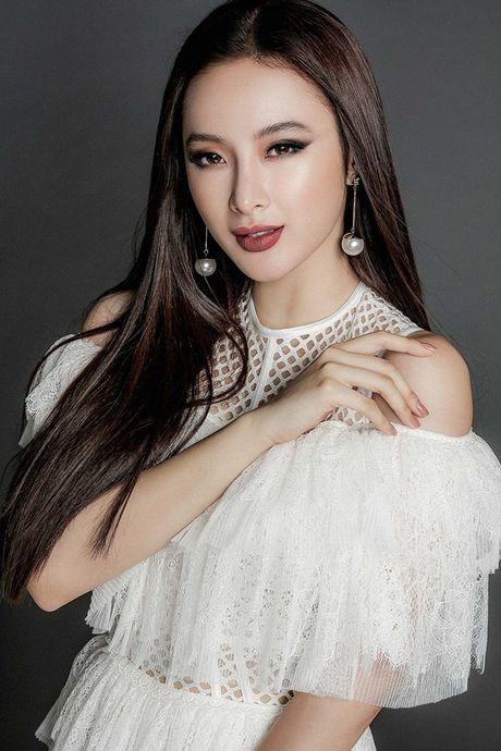 Angela Phuong Trinh xinh dep trong BST cua Chung Thanh Phong - Anh 7