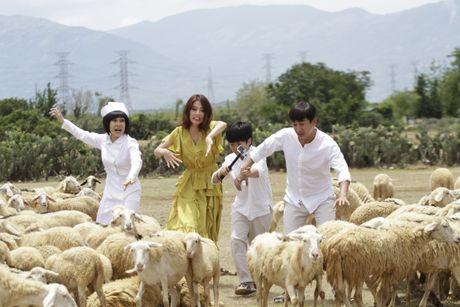 Phim Tet co Viet Huong, Diem My 9X, Hua Vi Van tung teaser nhu video ca nhac - Anh 1