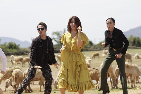 Phim Tet co Viet Huong, Diem My 9X, Hua Vi Van tung teaser nhu video ca nhac - Anh 2