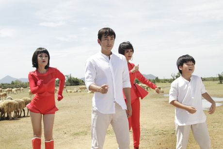 Phim Tet co Viet Huong, Diem My 9X, Hua Vi Van tung teaser nhu video ca nhac - Anh 3