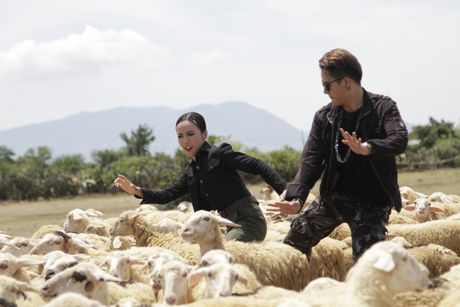 Phim Tet co Viet Huong, Diem My 9X, Hua Vi Van tung teaser nhu video ca nhac - Anh 4