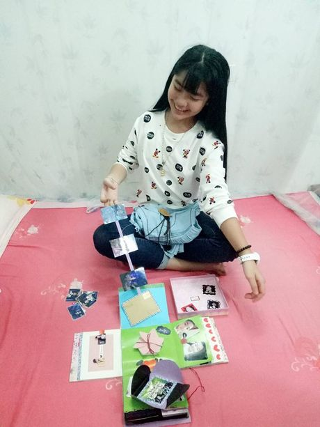 Khanh Huyen team Noo bat ngo nhan qua y nghia hau The Voice Kids - Anh 2