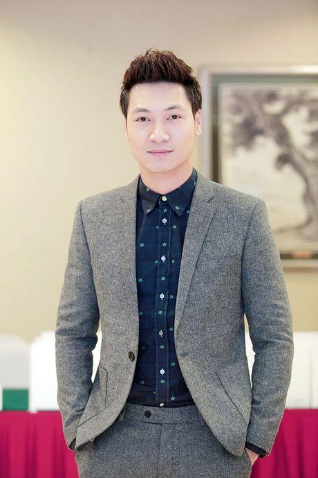 Sau 'Zippo mu tat va em', La Thanh Huyen lai tay trong tay ben Hong Dang va Manh Truong - Anh 4