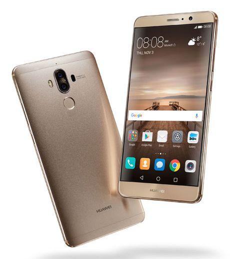 Huawei Mate 9: Manh me hon, nhung khong ve Viet Nam la dung? - Anh 3