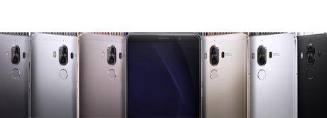 Huawei Mate 9: Manh me hon, nhung khong ve Viet Nam la dung? - Anh 5