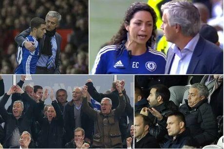15 thang qua, Mourinho bao nhieu lan 'va mieng'? - Anh 1