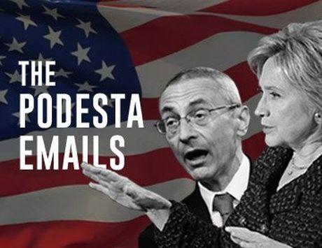 Truoc them bau cu, Wikileaks cong bo loat email co the bat loi cho ba Clinton - Anh 1
