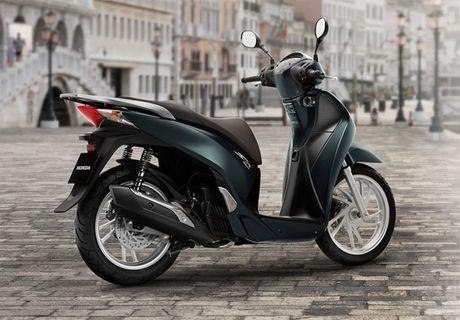 Honda Viet Nam trinh lang SH moi - Anh 1