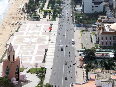 Loi giai cho un tac giao thong Nha Trang - Anh 1