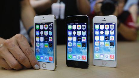 Apple van la vua kiem loi khi ban smartphone - Anh 1