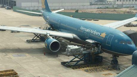 Hanh khach Vietnam Airlines bao mat 50 trieu dong trong hanh ly ky gui - Anh 1