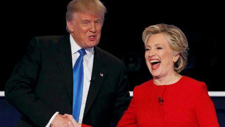 Clinton hay Trump deu lam nen lich su My - Anh 1
