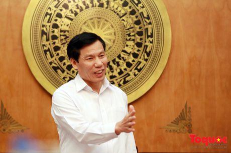 Bo truong quyet tam dan dat nganh Du lich di tren chang duong khong con co don - Anh 1