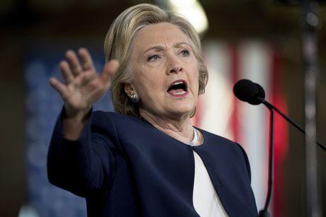 Thang, ba Clinton phai lam gi? - Anh 1