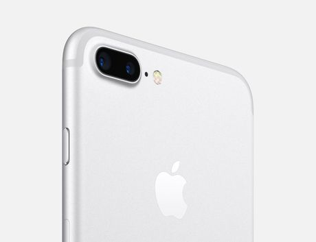 iPhone 7 se co them ban trang Jet White - Anh 1