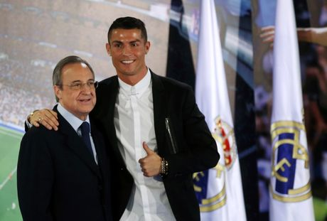 Ronaldo, huyen thoai song cua Real Madrid - Anh 1