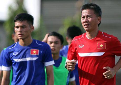 U22 Trung Quoc 1-1 U22 Viet Nam: Chu nha nhan the do - Anh 1