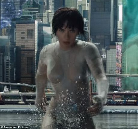 Hinh anh goi cam cua Scarlett Johansson trong phim moi - Anh 1
