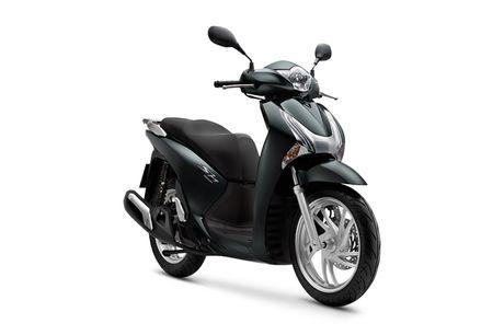 Honda gioi thieu SH 125i va 150i 2017: Phanh ABS, gia tu 67,99 trieu - Anh 2