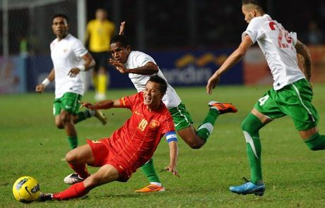 Viet Nam vs Indonesia: Tong duyet cho AFF Cup - Anh 1