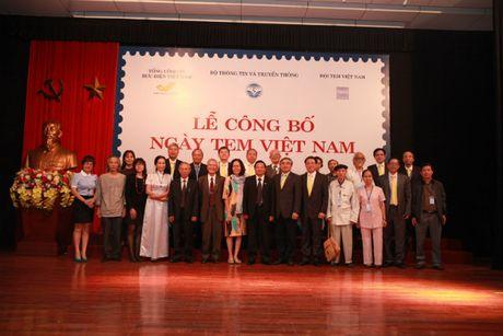 Bo Thong tin va Truyen thong cong bo Ngay Tem Viet Nam - Anh 2