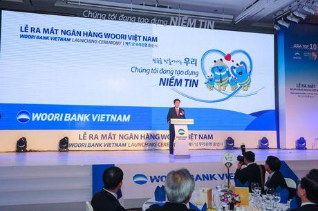 Woori Bank Han Quoc ra mat ngan hang con tai Viet Nam - Anh 2