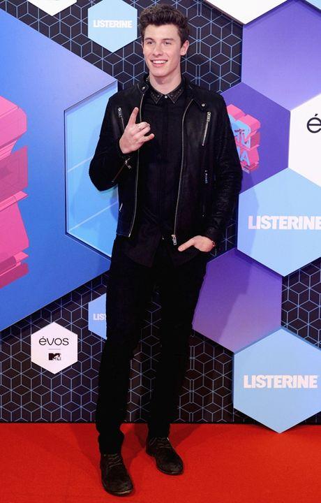 'Chao dao' voi nhung my nhan khoe sac tren tham do giai MTV EMA 2016 - Anh 15