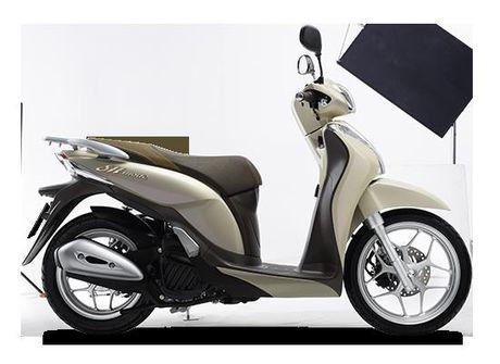 Honda Sh Mode 125 phien ban moi nhat & bo 3 mau thoi trang nhat - Anh 2