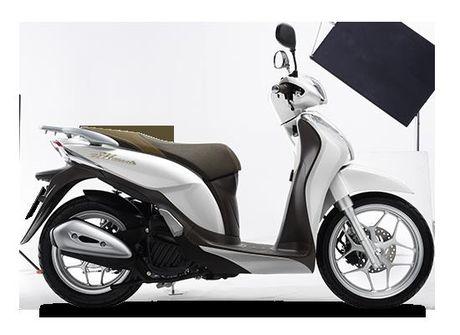 Honda Sh Mode 125 phien ban moi nhat & bo 3 mau thoi trang nhat - Anh 4
