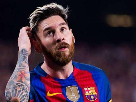 Lionel Messi va su chat choi cua the gioi - Anh 1