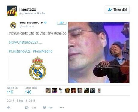 CDV Barca an mung vi... Ronaldo ki hop dong moi voi Real - Anh 3