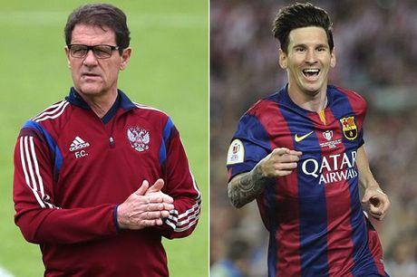CAP NHAT toi 08/11: Phai co Bong vang rieng cho Messi. Oezil da xin loi Luiz trong tham hoa Maracana - Anh 1