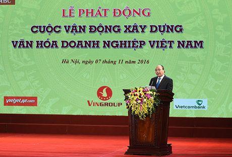 Thu tuong: Van hoa doanh nghiep la hinh anh quoc gia - Anh 2