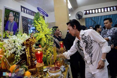 NSND Kim Cuong, Vu Linh khoc luc dua tien sau nu Ut Bach Lan - Anh 7