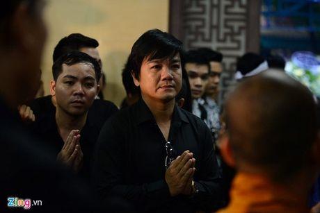 NSND Kim Cuong, Vu Linh khoc luc dua tien sau nu Ut Bach Lan - Anh 8