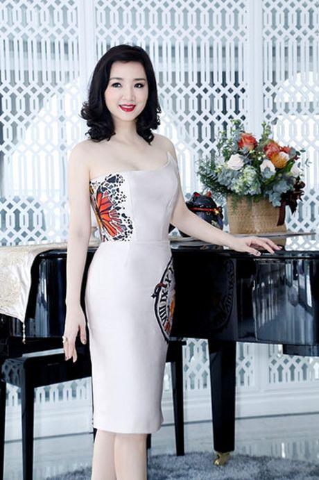 Noi that trong can biet thu moi cua Hoa hau Giang My - Anh 11