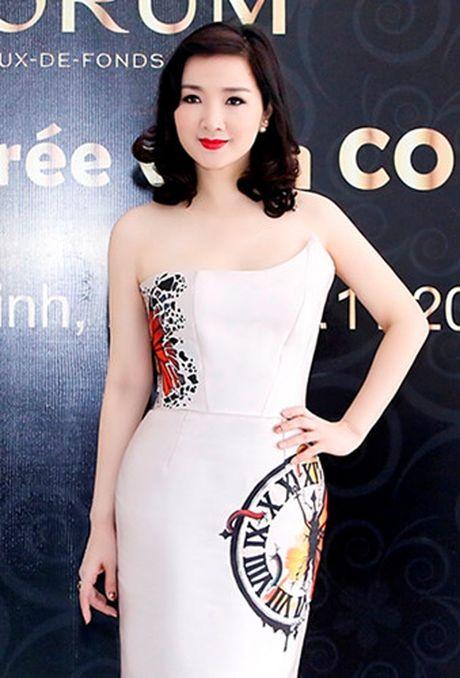 Noi that trong can biet thu moi cua Hoa hau Giang My - Anh 1