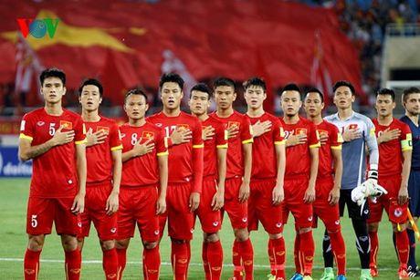 Thi dau tot tai AFF Cup, DT Viet Nam se thang tien tren BXH FIFA - Anh 1