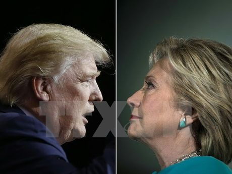 Ong Trump thang tai bang 'chien dia' Florida, but pha manh me - Anh 1