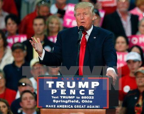 Ong Donald Trump gianh chien thang tai bang chien dia Ohio - Anh 1