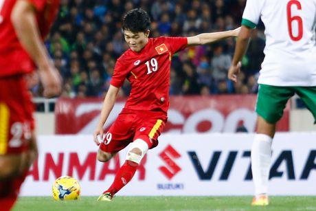 Cong Vinh 'canh cao' cac dan em ve mot so sai lam o tran gap Indonesia - Anh 1