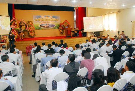 Dai hoi dong lan thu 3 cua Tong Hoi Tin lanh Baptit Viet Nam - Anh 1