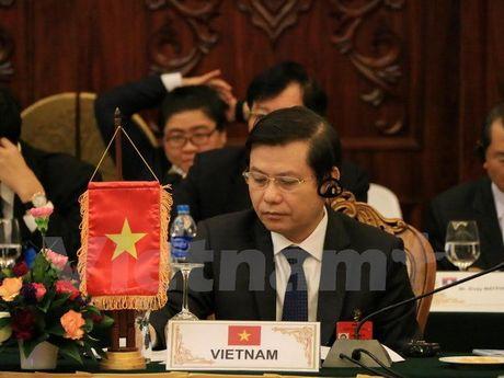 ASEAN va Trung Quoc hop tac chong toi pham xuyen quoc gia - Anh 2