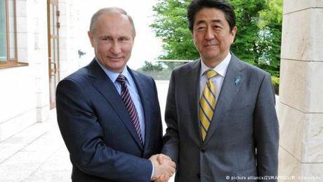 Lien ket Nga–Nhat Ban: Tokyo co qua ky vong? - Anh 1