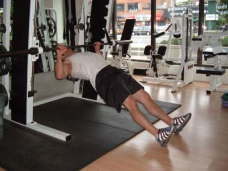 Nhung tinh huong 'eo le' trong phong tap gym - Anh 12