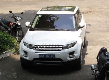 Kien Giang xuat hien them xe hop Range Rover bien xanh 'sieu dep' - Anh 1