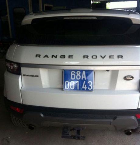 Kien Giang xuat hien them xe hop Range Rover bien xanh 'sieu dep' - Anh 2