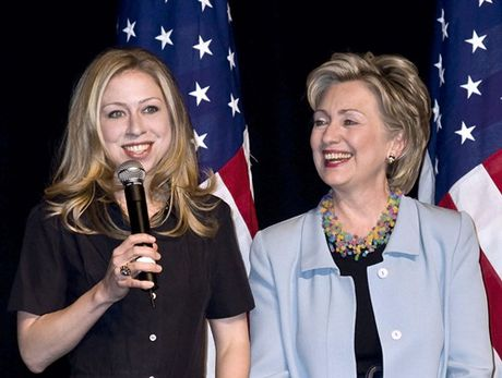 Tiet lo ve thien than dung sau Hillary Clinton - Anh 6