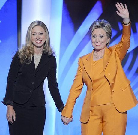 Tiet lo ve thien than dung sau Hillary Clinton - Anh 8