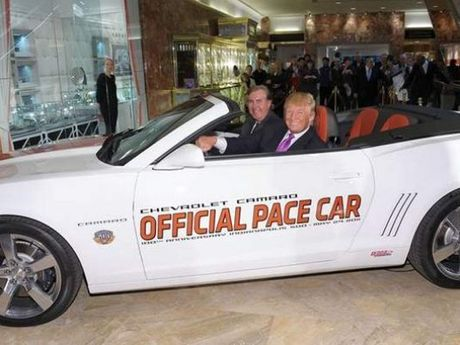 Dan sieu xe cuc 'khung' cua tan Tong thong My Donald Trump - Anh 2